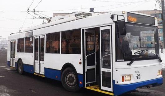 К 2015 году в Ижевске появятся новые низкопольные троллейбусы