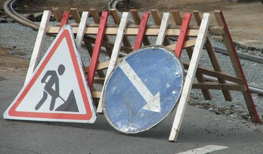 Когда в Ижевске сделают пешеходную дорожку через железнодорожный переезд и отрегулируют светофор около «Русского дома»