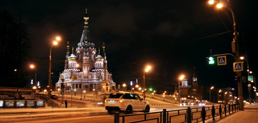 Погода в Ижевске: без крещенских морозов, но с сильным ветром