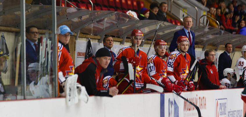 Хоккейная «Ижсталь» прервала пятиматчевую серию поражений
