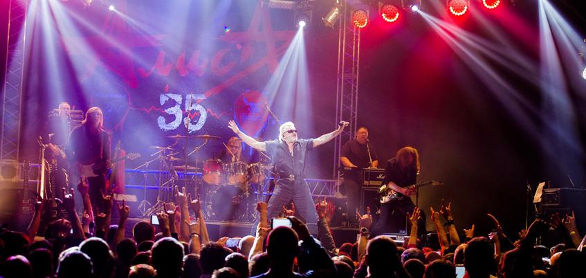 Красное на черном: в Ижевск с концертом едет рок-группа «Алиса»