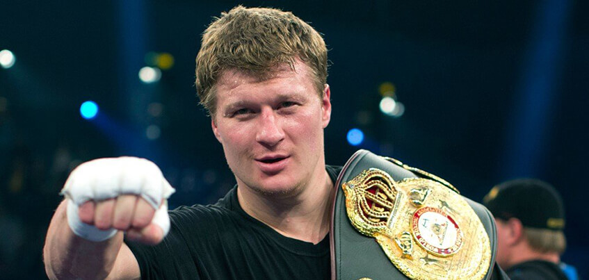 Боксер Александр Поветкин приедет на открытие нового зала бокса в Ижевске
