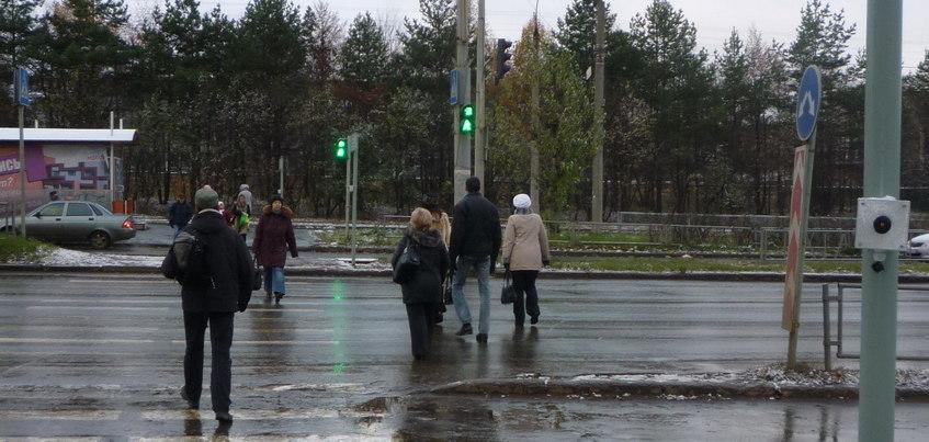 Новый пешеходный переход вызывного действия появится в Ижевске