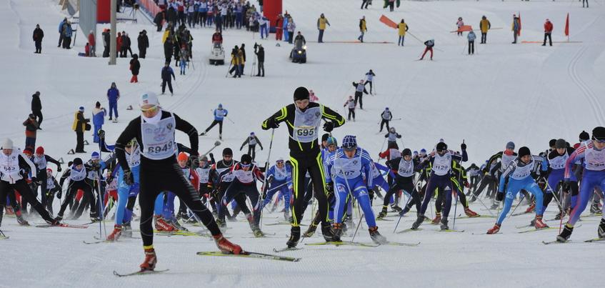 Есть вопрос: где в Ижевске пройдет «Лыжня России» в этом году?