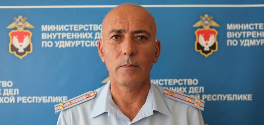 Фато Мгои возглавил полицию Ижевска