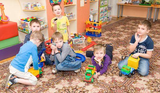 2040 мест в детсадах введут в этом году в Удмуртии