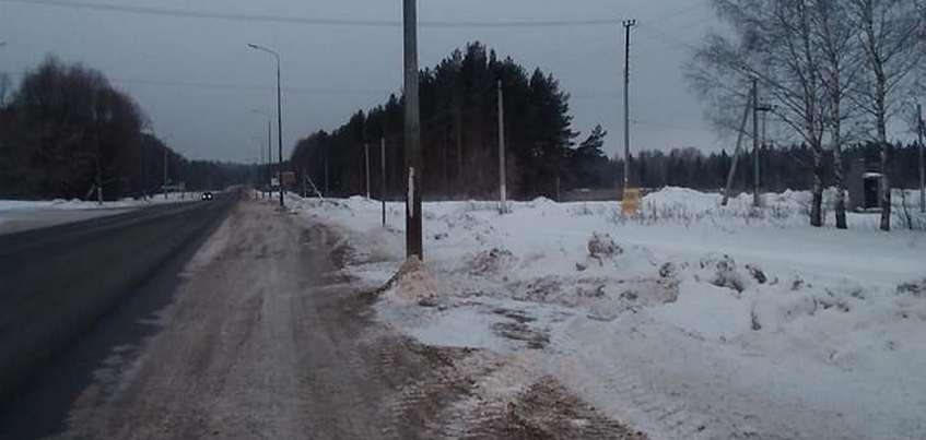 Остановку транспорта ликвидировали на дороге Ижевск – Аэропорт