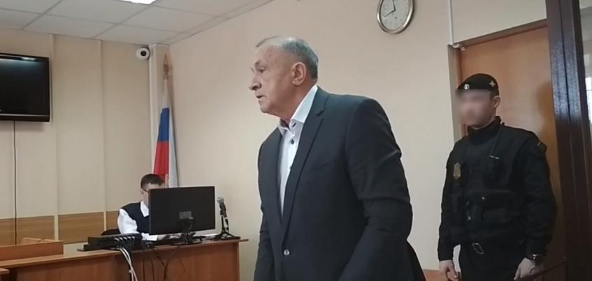 Александр Соловьев: «Я отказываюсь выразить свое мнение по предъявленному обвинению»