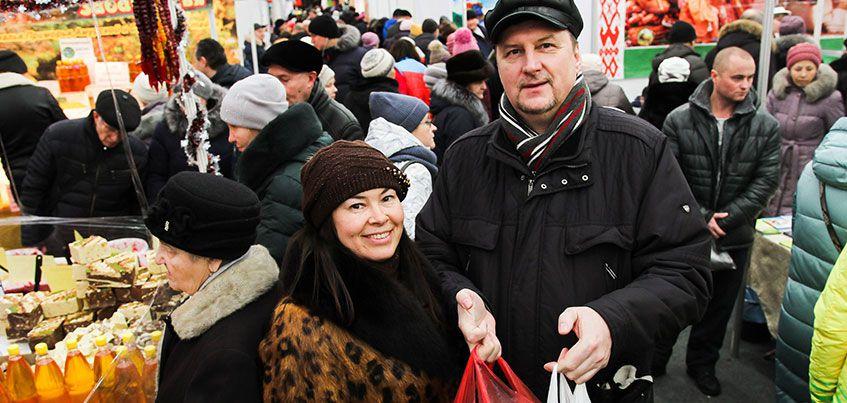 Впервые у гипермаркета «Магнит» на Молодежной откроется «Всероссийская ярмарка»