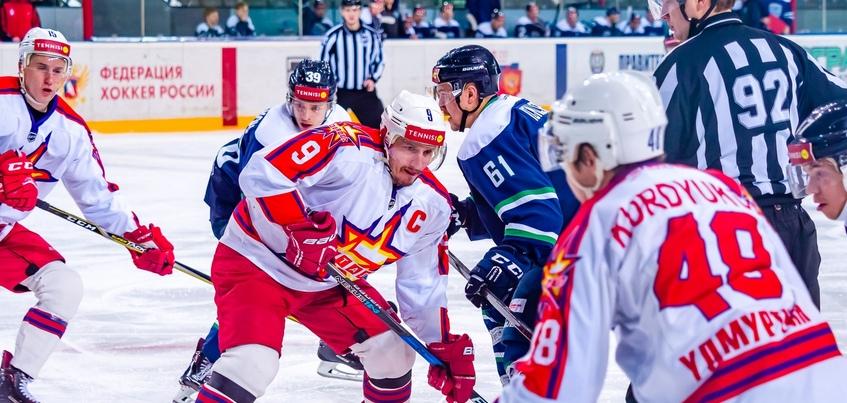 Хоккейная «Ижсталь» потеряла шансы на выход в плей-офф