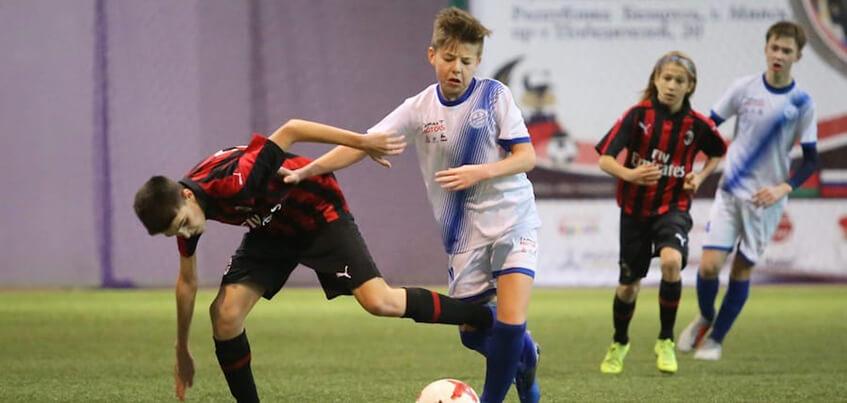 Футболисты ижевского «Зенита» сыграли вничью с «Миланом» и «Вильнюсом»