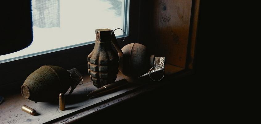 600 кг взрывчатых веществ изъяли в Удмуртии за год