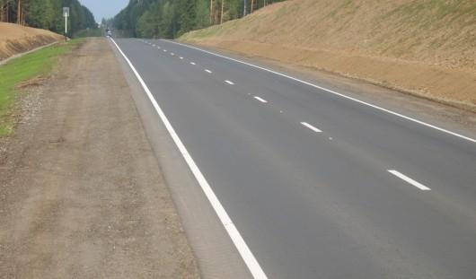 На дороге Ижевск - Малая Пурга введут многополосное движение и установят фонари