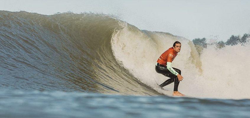 Уроженец Ижевска может выступить на чемпионате Европы по серфингу