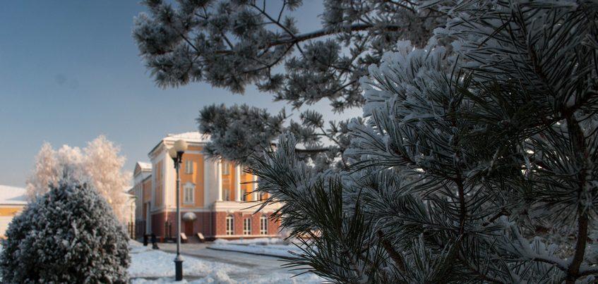 Погода в Ижевске: потепление до -2°С и снегопады