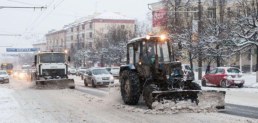 Перезимуем: как дорожники Ижевска боролись со снегопадом?