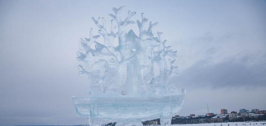 Погода в Ижевске: перерыв в снегопадах и до -3°С