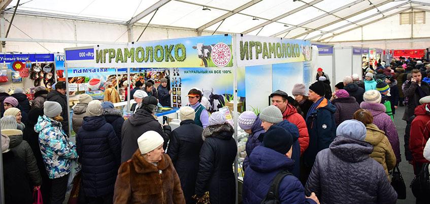 «Новая ярмарка» откроется 13 февраля на Центральной площади Ижевска