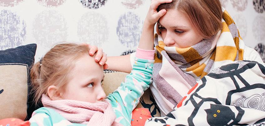 Как на Ижевск повлияла эпидемия гриппа и ОРВИ?