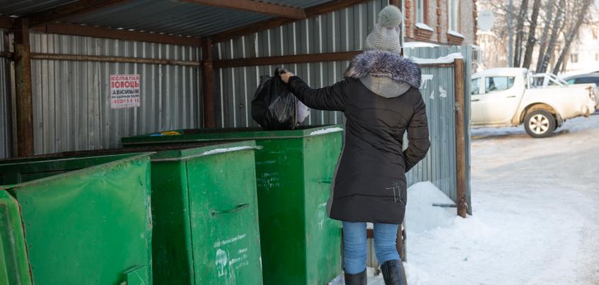 Регоператор по вывозу мусора в Удмуртии запустит мобильное приложение для граждан