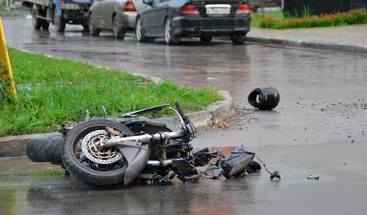 16-летний мотоциклист из Удмуртии погиб в автокатастрофе