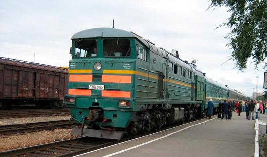 С 11 по 31 октября изменится расписание движения поезда Ижевск - Адлер
