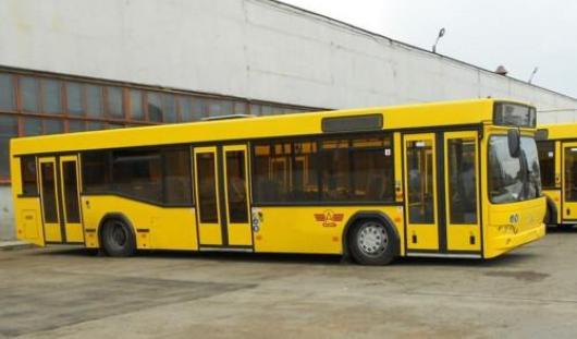 В результате ДТП с участием автобуса госпитализирована ижевчанка