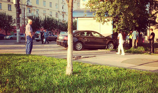 Водитель «Ауди», сбивший пешеходов в Ижевске: Я поссорился с женой и выпил