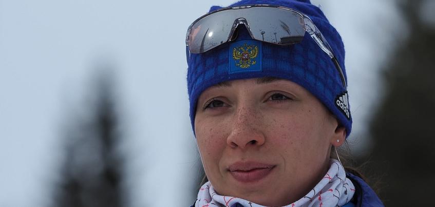 Ульяна Кайшева выступит на чемпионате мира по биатлону