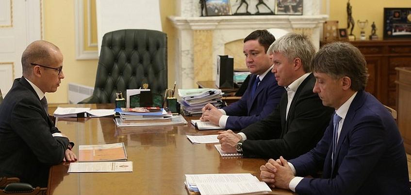 Полмиллиарда рублей получит Удмуртия на развитие спорта