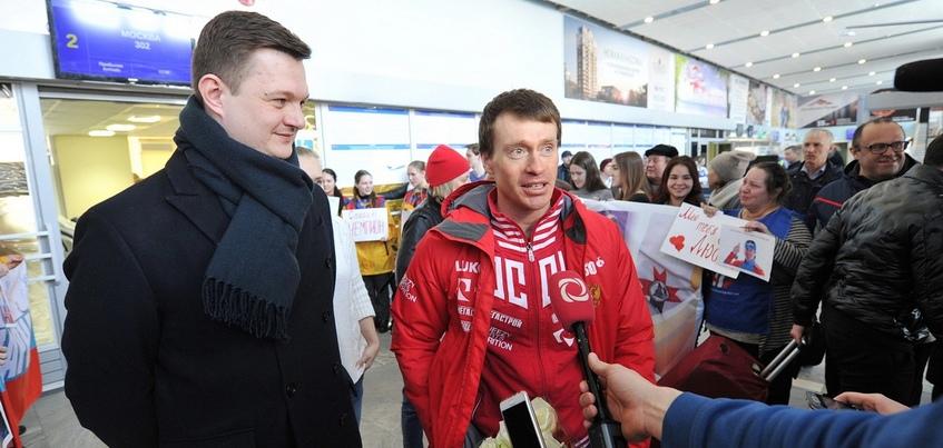 Максим Вылегжанин: «Федерацию лыжных гонок Удмуртии я не оставлю»