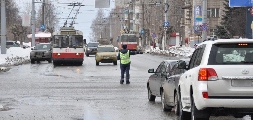 Что привело к отключению светофоров в Ижевске?