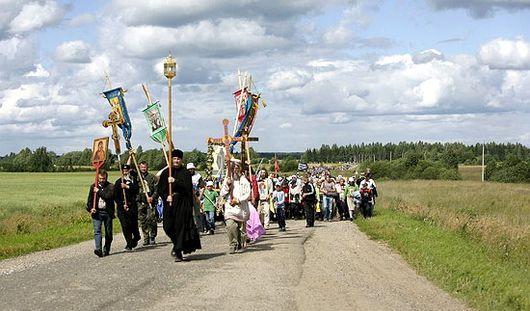 Крестный ход в Свято-Успенский монастырь пройдет в Удмуртии