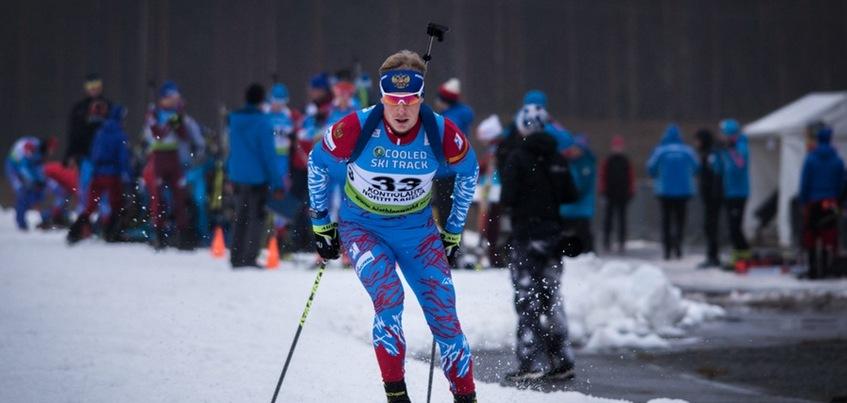 Биатлонист из Ижевска не попал в Топ-40 на дебютной гонке Чемпионата мира