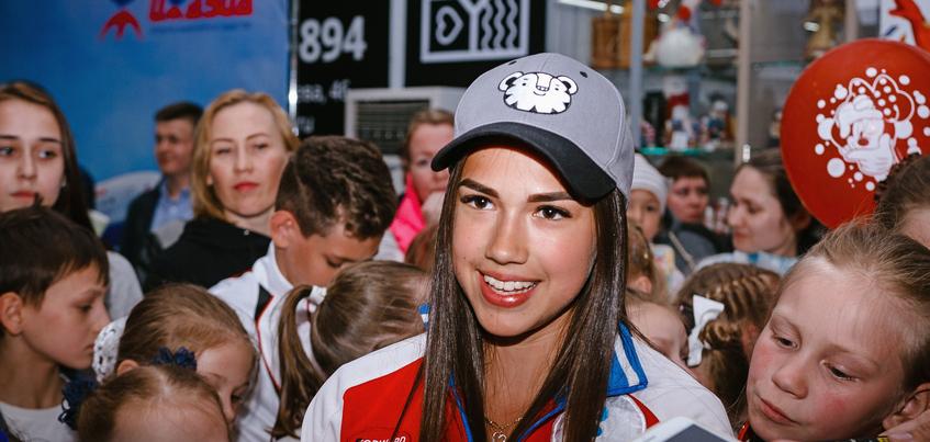 Фигуристка из Ижевска вошла в престижный рейтинг самых известных спортсменок мира