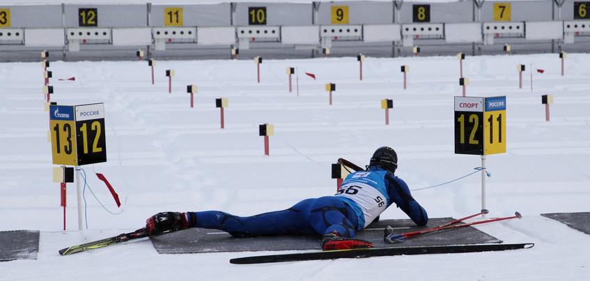 Чемпионы Олимпиады и Универсиады выступят на этапе Кубка России по биатлону в Ижевске