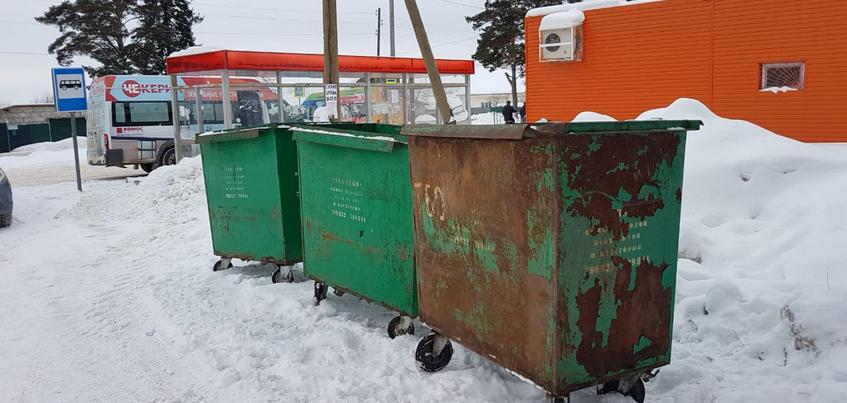График вывоза мусора изменится в частном секторе Ижевска с 1 апреля