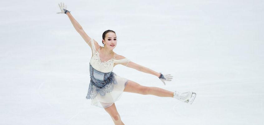 Алина Загитова выиграла короткую программу на чемпионате мира