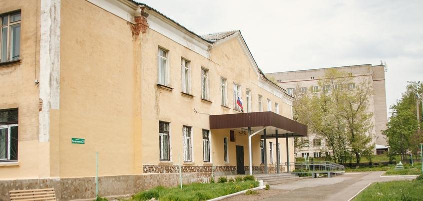 Ремонт школы-интерната №13 в Ижевске намерены завершить в октябре