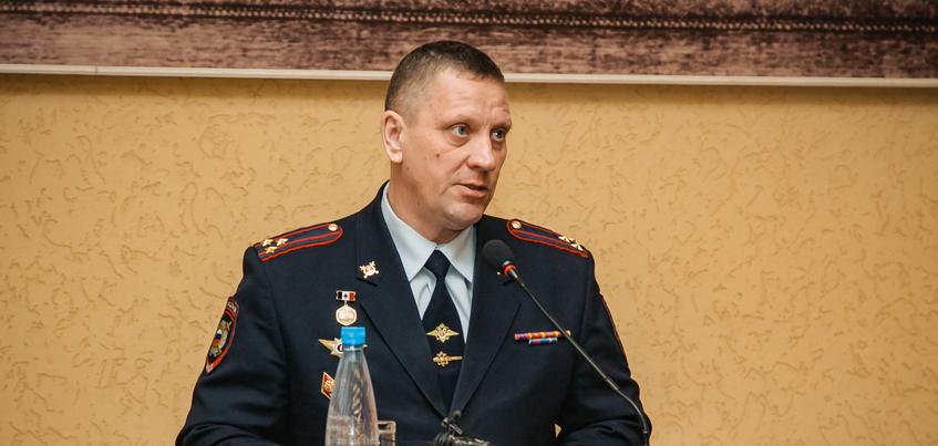 Экс-начальника полиции Ижевска арестовали на 2 месяца