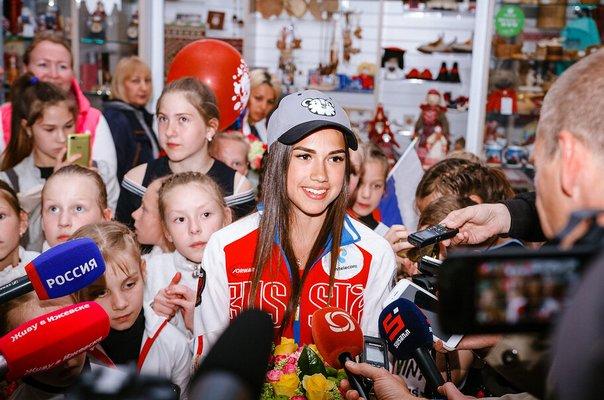 Как злобные комментарии помогли Алине Загитовой стать чемпионкой мира по фигурному катанию