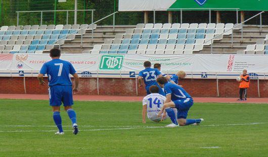 Матч между футболистами из Ижевска и Ульяновска состоится 26 августа