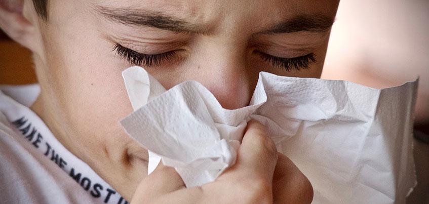 Как ижевчанам пережить весеннюю аллергию?