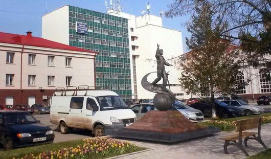 В Ижевске появится памятник Гагарину, отлитый по тому же образцу, что и в Лондоне