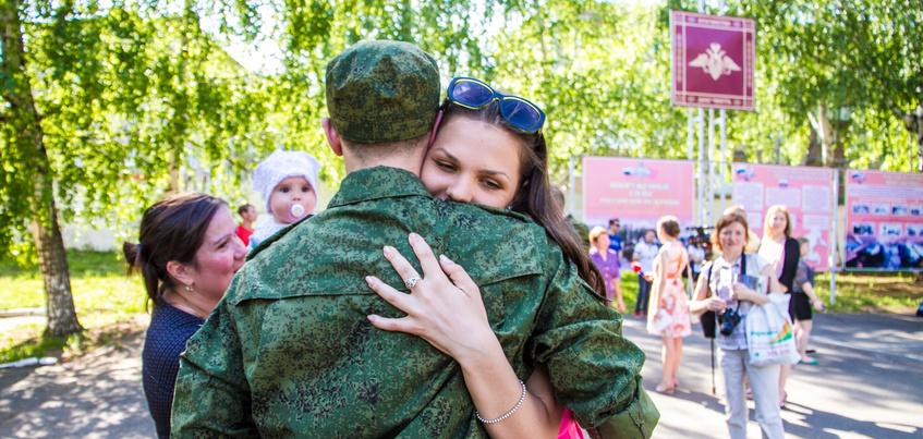 1 200 жителей Удмуртии отправятся на военную службу во время весеннего призыва