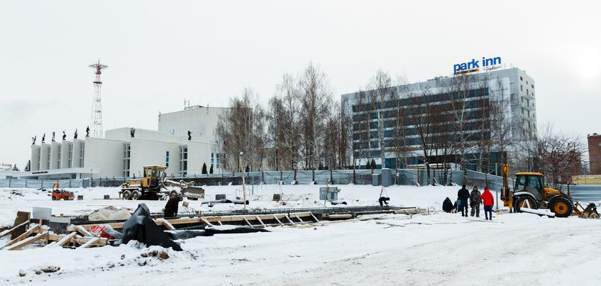 270 млн рублей направят на ремонт дворов и обустройство скверов в Ижевске