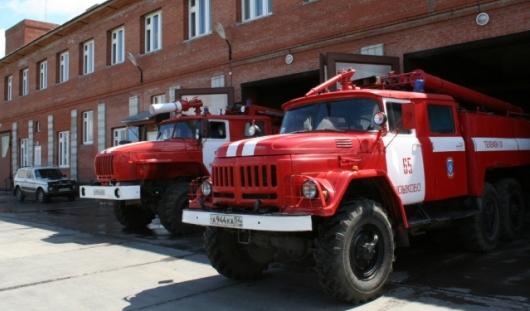 В Ижевских дворах появятся специальные парковки для пожарных