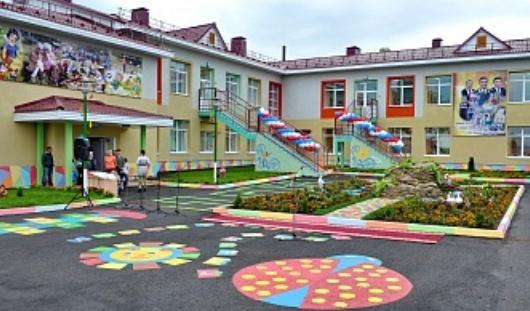 Перед учебным годом в Кизнере открылись 2 детских сада