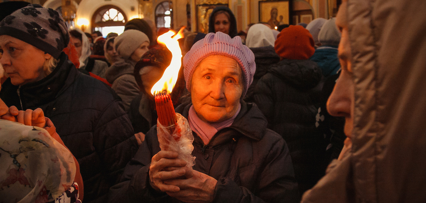 Благодатный огонь доставят из Иерусалима в Ижевск
