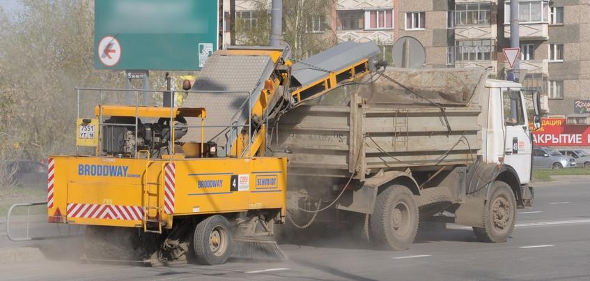 Ижевск может отказаться от песка при обработке дорог